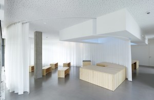 Die neuen Räumlichkeiten der KHG | Foto: Puch