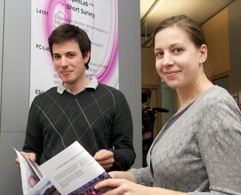 Open Lab 2012 | Foto: aau/KK