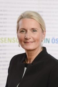 FWF-Präsidentin Pascale Ehrenfreund (Foto: FWF/Hans Schubert)