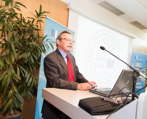 Senatsvorsitzender Norbert Frei | Foto: aau/Waschnig