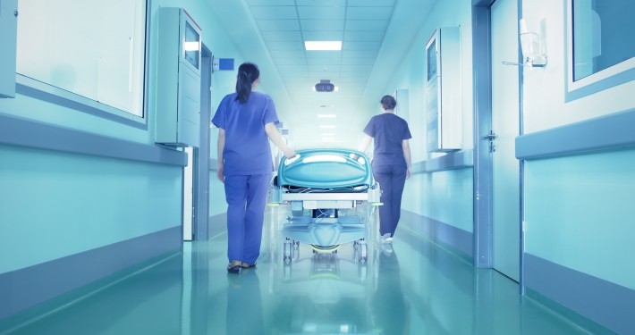 Krankenhausgang | Foto: Sudok1/Fotolia