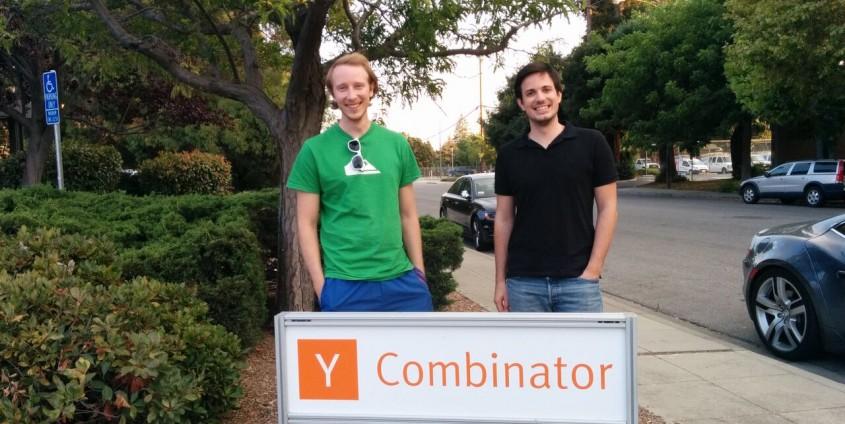 Stefan Lederer und Christopher Müller | Foto: bitmovin.com