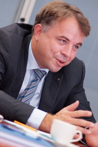 Siegfried Huber | Foto: aau/Müller