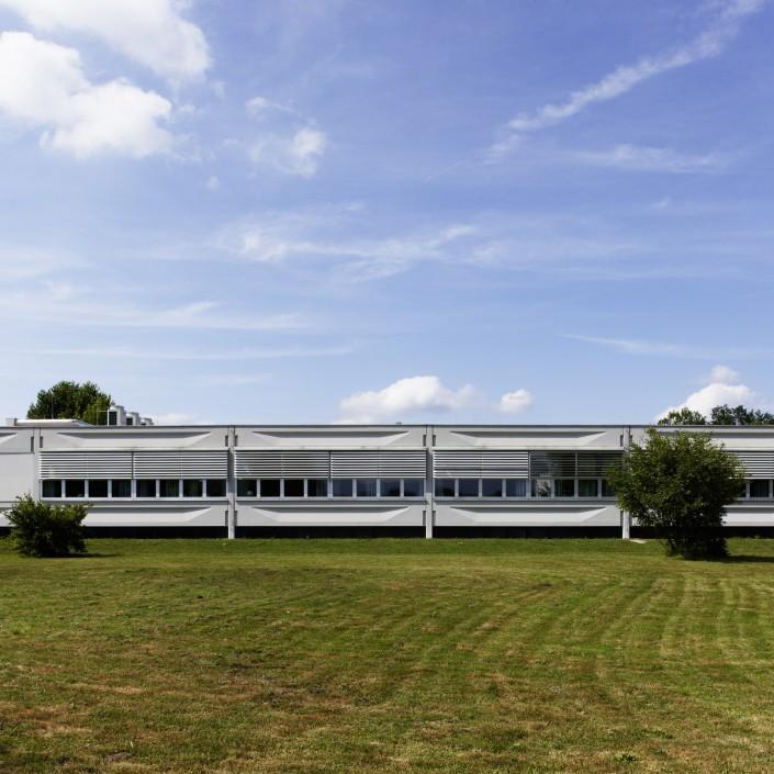 Vorstufengebäude Alpen-Adria-Universität Klagenfurt | aau/Johannes Puch