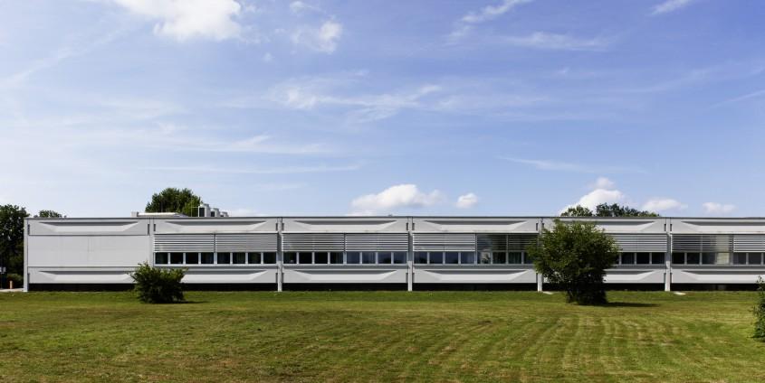 Vorstufengebäude Universität Klagenfurt