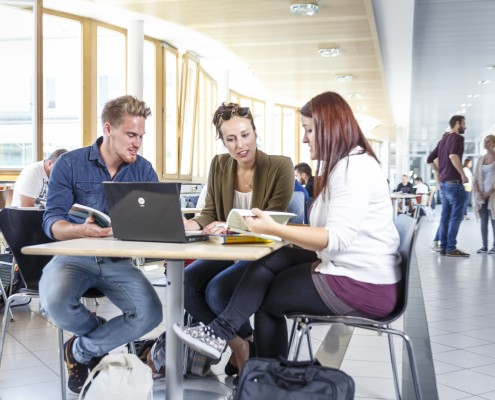 Alpen-Adria-Universität Klagenfurt Menschen | aau/tinefoto.com