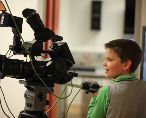 U22: Wie werden Videos in Zukunft produziert? | Foto: aau/Hoi
