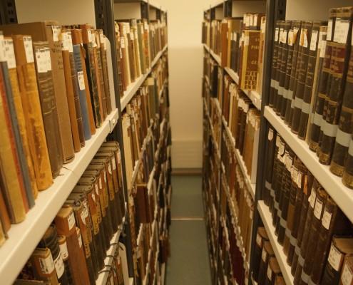 Kostbarkeiten aus der Bibliothek 5: Hermann Broch | Foto: aau/Maier