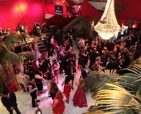 Uni Gala 2012 - Entrée | Foto: aau/Wagner