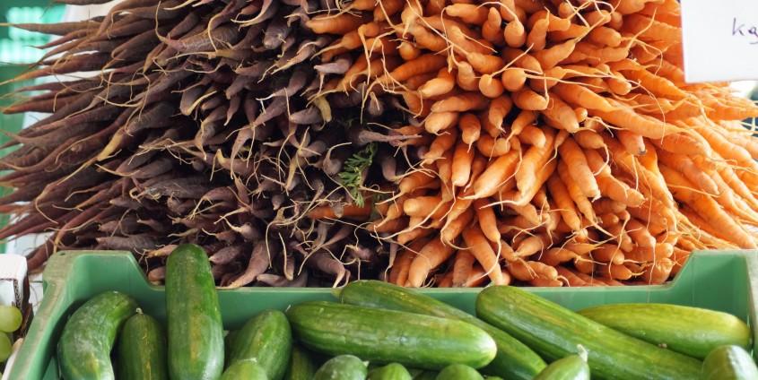 Gesunde Lebensmittel | Foto: aau/Maier