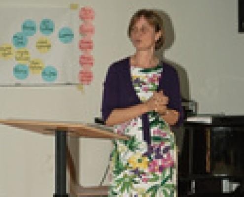Simone Heilgendorff, Professorin der Angewandten Musikwissenschaft | Foto: aau/AMUWI