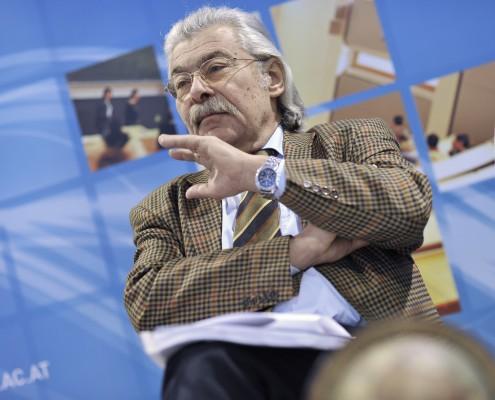 Hans-Joachim Bodenhöfer | Foto: aau/Helge Bauer