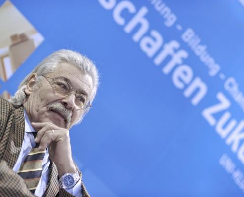 Lehrgangsleiter Hans-Joachim Bodenhöfer | Foto: aau/Helge Bauer