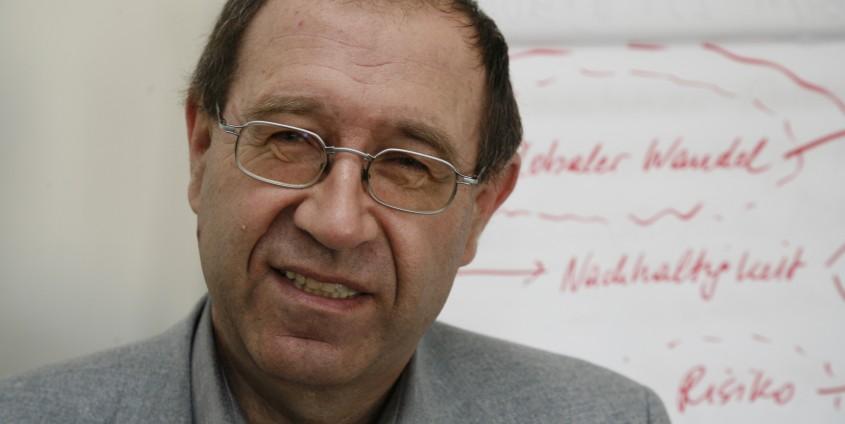 Unirat O.Univ.-Prof. Dr. Roland Fischer | Foto: aau/Maurer