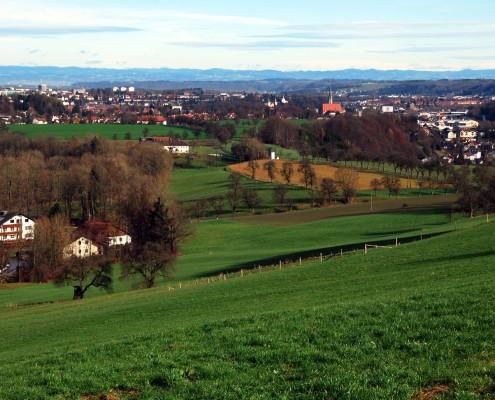 Landschaft im Ennstal | Foto: Helmut Haberl