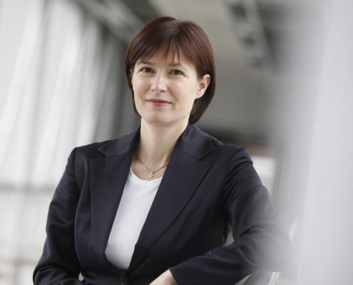 Sabine Barbara Kanduth-Kristen, Vizerektorin für Personal und Frauenföderung | Foto: aau/Maurer