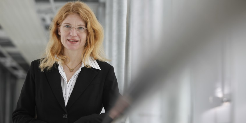 Friederike Wall, Vizerektorin für Forschung | Foto: aau/Maurer
