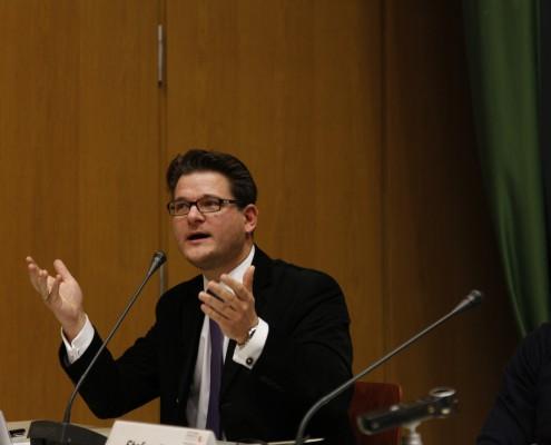 Senatsvorsitzender Univ.-Prof. Dr. Oliver Vitouch | Foto: aau/Rauchenwald