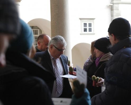 Aktionskomitee der Alpen-Adria-Universität Klagenfurt | Foto: aau/KK