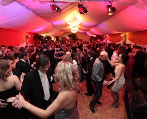 Uni Gala 2012 - Salsa Lounge | Foto: aau/Wagner