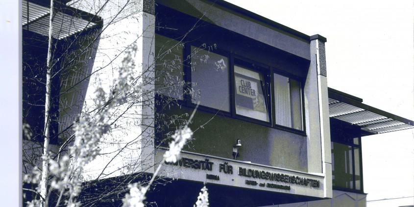 Universität für Bildungswissenschaften historisch   aau.at