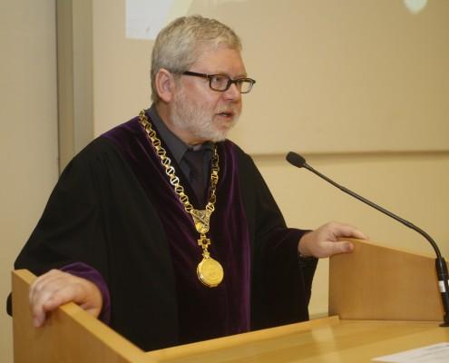 _ Glückwünsche von Präsident Prof. Dr. Godehard Ruppert von der Uni Bamberg | Foto: aau/KK