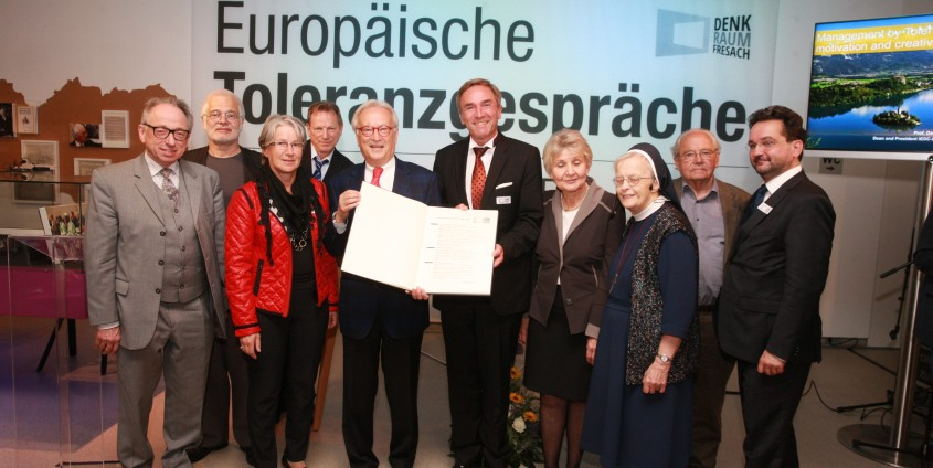 Toleranzgespräch im Museumsquartier Fresach | Foto: Gerhard Kampitsch