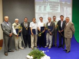 Würdigungspreisträger der Gemeinde Bovec | Foto: Milan Štulc