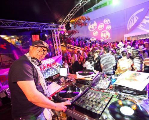 Freddy Mautendorfer alias DJ Freddy Sunshine | Foto: aau/Wagner