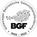 Gütesiegel Betriebliche Gesundheitsförderung