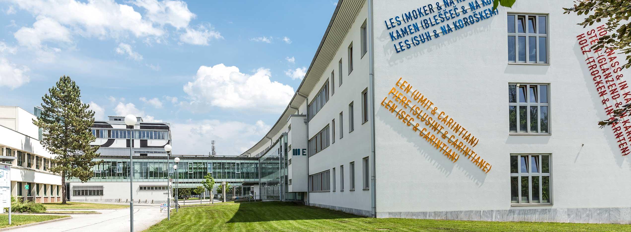 Alpen-Adria-Universität West | Foto: tinefoto.com