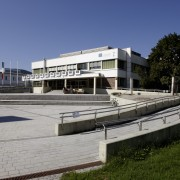 Alpen-Adria-Universität Klagenfurt Haupteingang | Foto: Johannes Puch