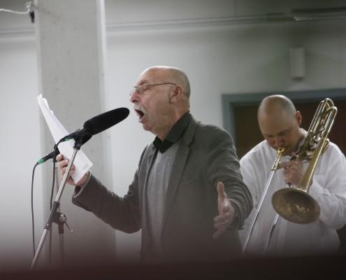 Unser Kärnten 2020: Dietmar Pickl musikalisch begleitet von Bertl Mütter | Foto: aau/Maurer