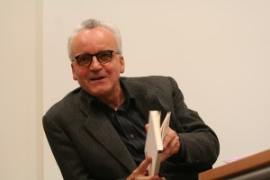 Klaus Amann erhält Staatspreis für Literaturkritik | Foto: Kleine Zeitung/Peutz