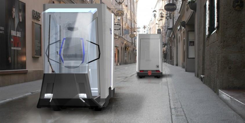 Elektrotransporter, der im Herbst als Prototyp bereits in Salzburg getestet werden soll | Foto: HET Hochleistungs- Eisenbahn- und Transporttechnik Entwicklungs-GmbH