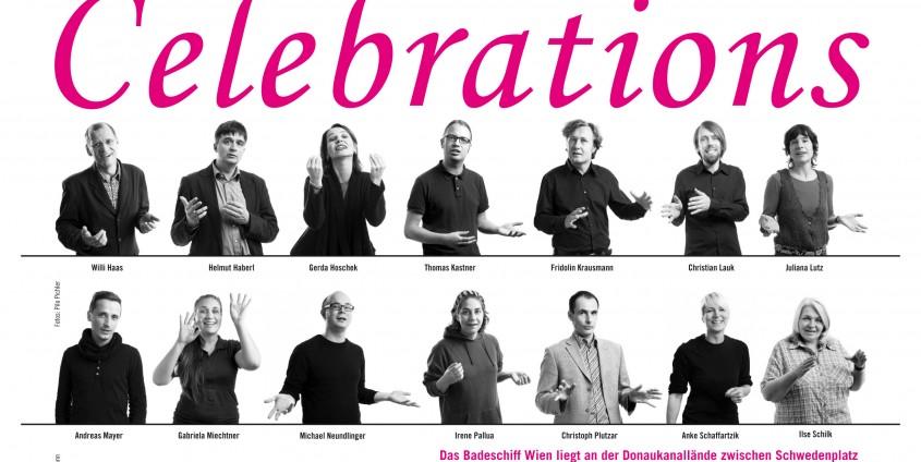 Celebrations: Der Fotoband mit 40 Seiten an Bildern der letzten 25 Jahre | Foto: aau/Selina de Beauclair