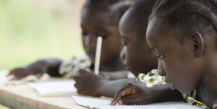 Afrikanische Schule | Foto Riccardo Niels Mayer/Fotolia.com
