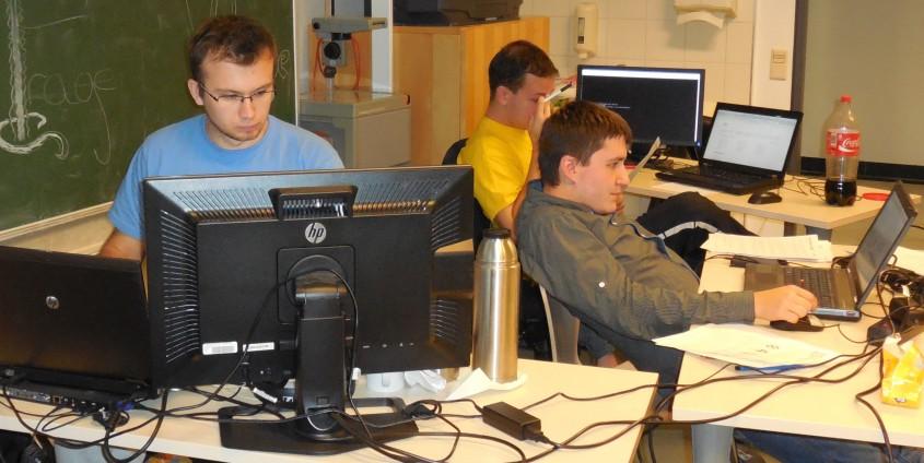 Programmierwettbewerb | Foto: aau/KK