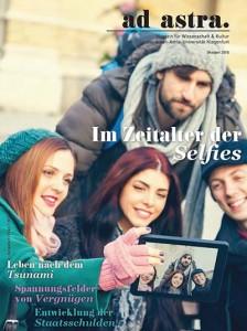 ad astra Titelfoto - Oktober 2015, Ausgabe 1