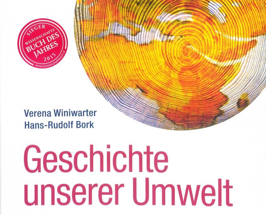 Buchcover Geschichte unserer Umwelt