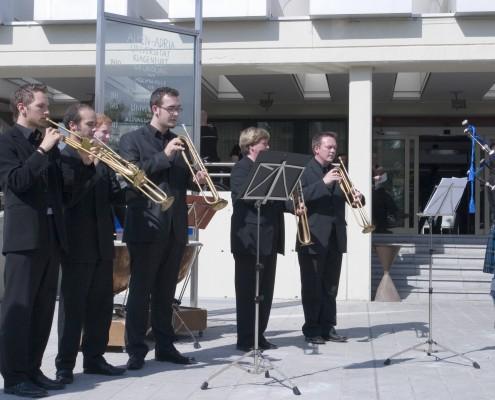 Auftaktveranstaltung Musikwissenschaft   Foto: aau/KK