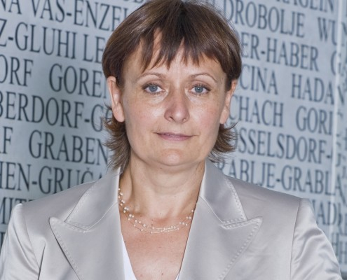 Herta Stockbauer | Foto: aau/Wagner