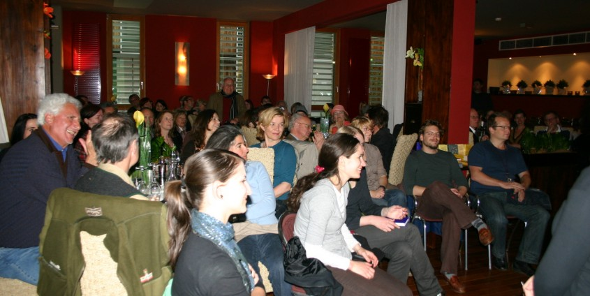 Blick in das Publikum | Foto: Tellian