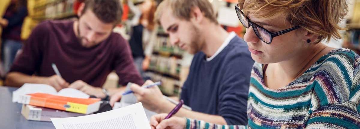 Studierende | Foto: aau/tinefoto.com