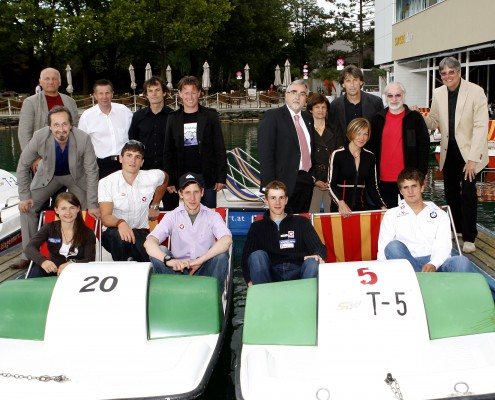 Team Spitzensport und Studium | Foto: aau/Kuess
