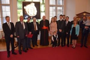 Kardinal Innitzer Preis für C. Timmerer | Foto: aau/KK