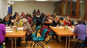 Der erste Workshop des Club Scientifica an der AAU (Foto: aau/Charlotte Adelt (ZFG))