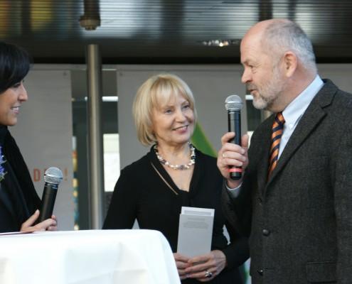 Jutta Menschik-Bendele und Hubert Lengauer | Foto: aau/Hoi