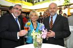 v. li.: Heinrich C. Mayr, Jutta Menschik-Bendele, Hubert Lengauer | Foto: Lobitzer