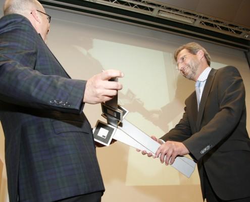 Eröffnung der Technischen Fakultät mit Bundesminister J. Hahn | Foto: aau/KK